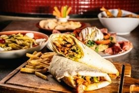 Tex Mex Chicken Tortilla