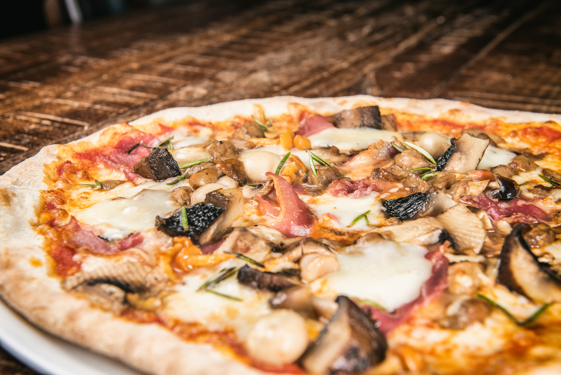 Fabrik your pizza
